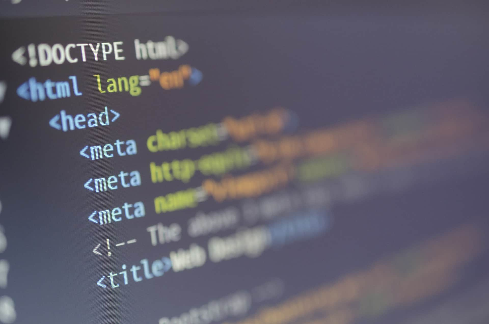 html and css web design code for developers - BKA Content