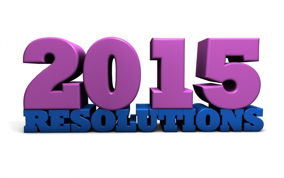 A BKA Writer's Top 10 Resolutions for 2015