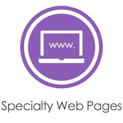 SpecialtyWebPages