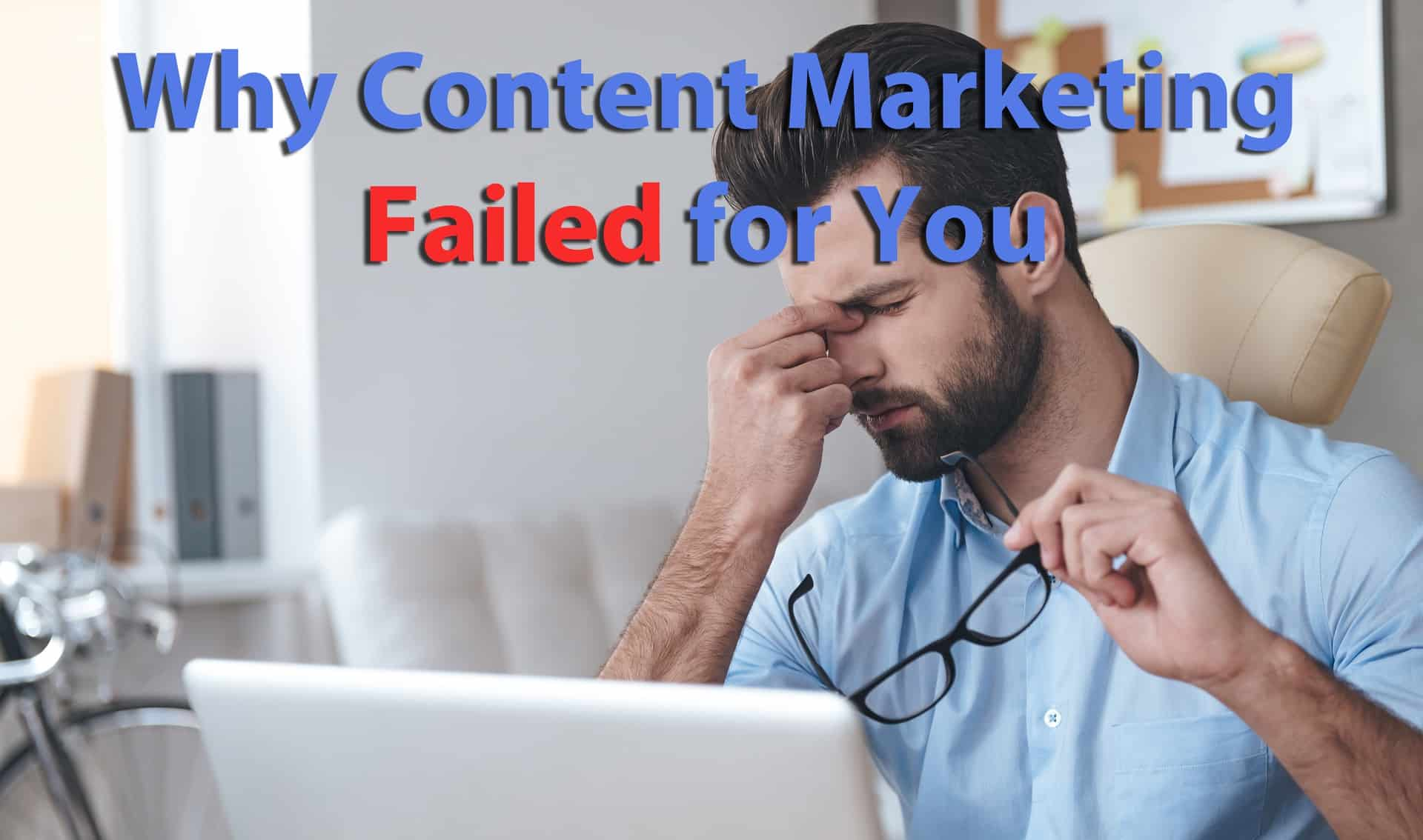 Content Marketing Fail