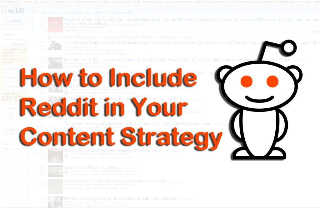 How to Include Reddit in Your Content Strategy | BKA Content