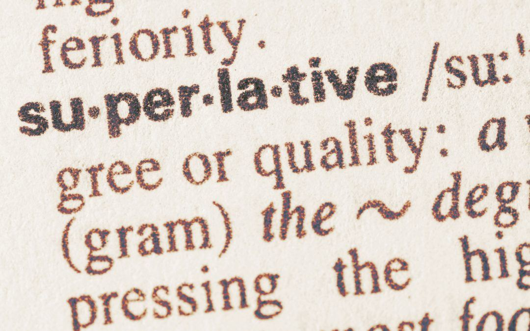 What Are Superlative Adjectives?