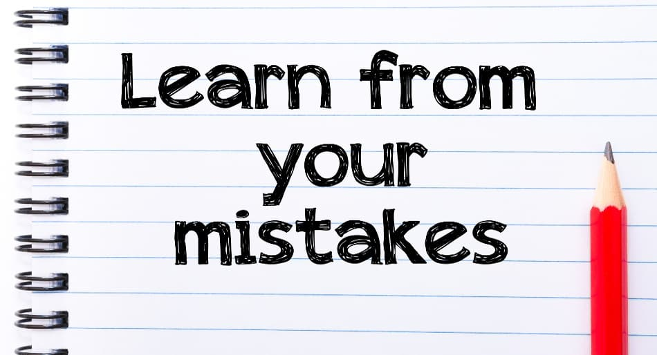 Essays on learning from mistakes