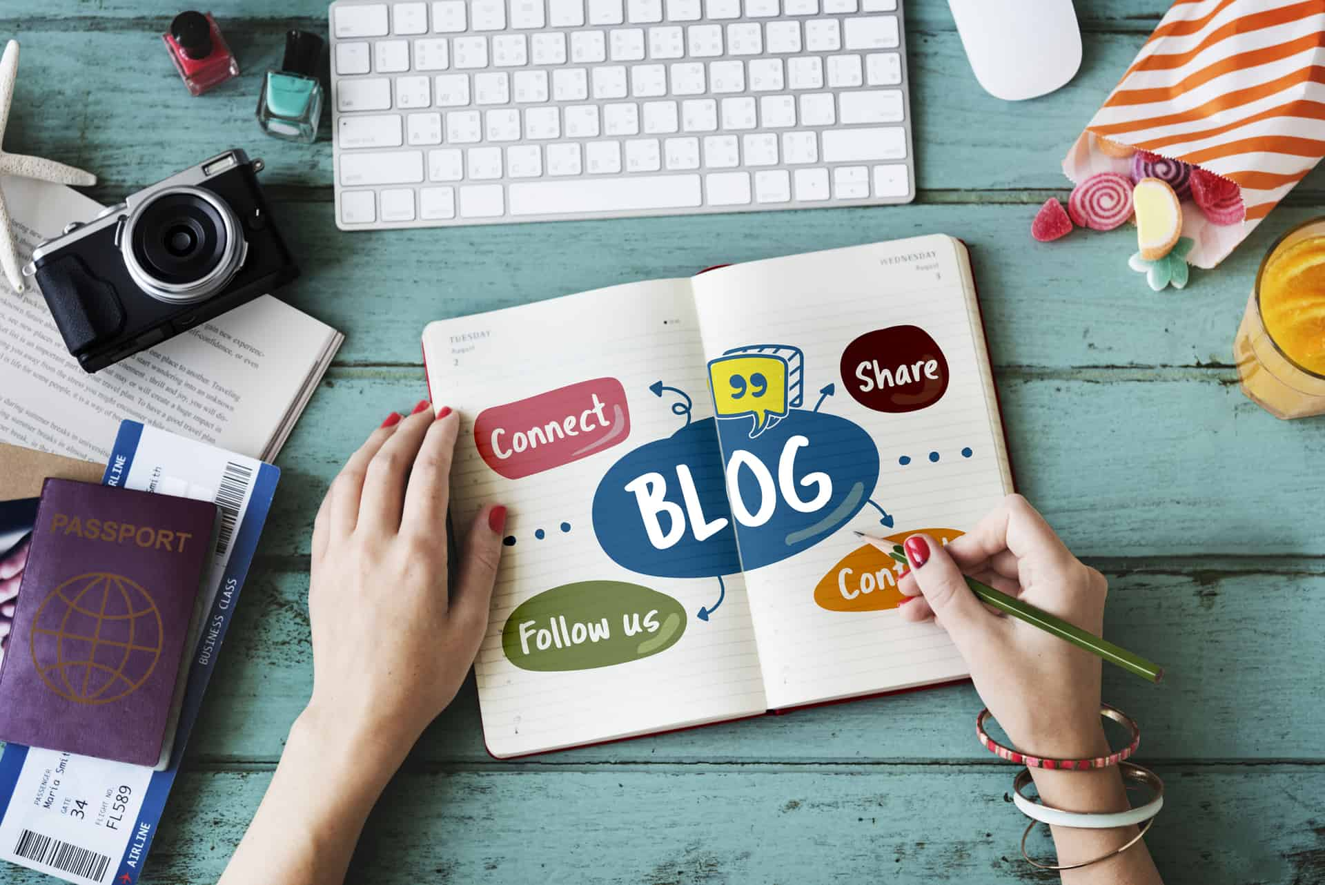 why use blog promotion strategies