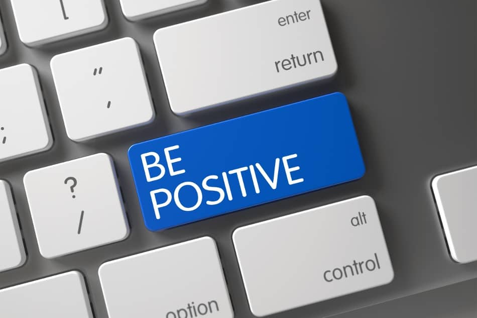 A Positive Approach: Why Negative Content Should Be Avoided