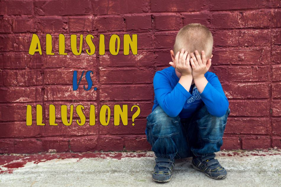 Commonly Confused Words: Allusion vs. Illusion