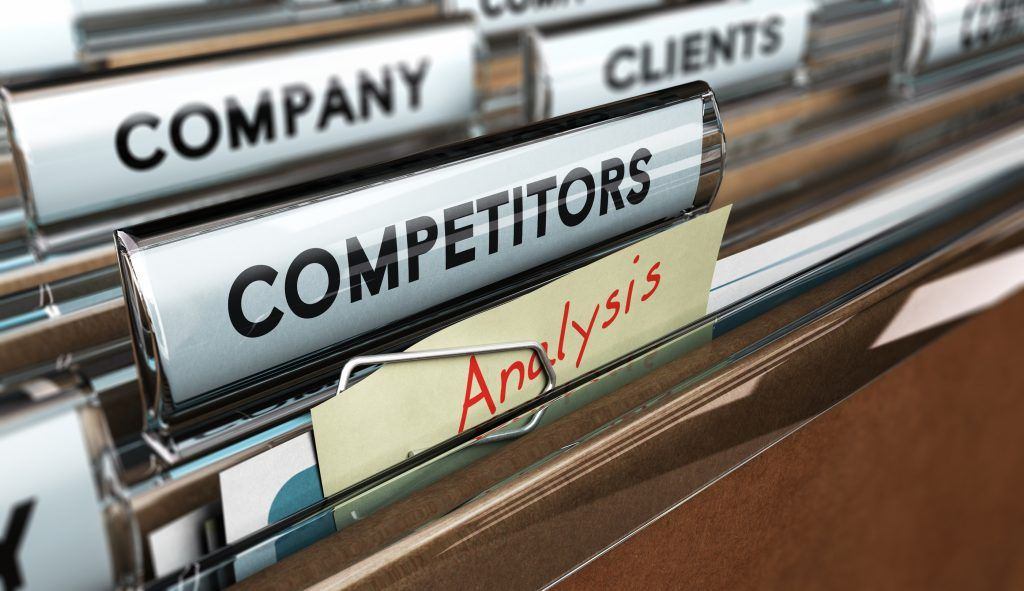 create a competitive target marketing campaign