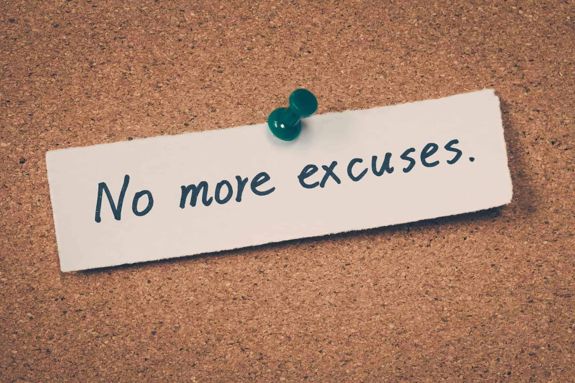 Content Excuses