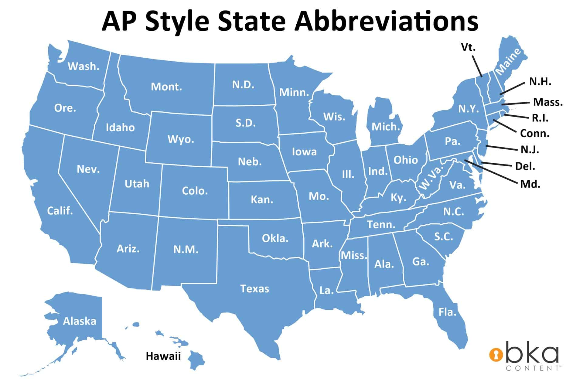AP Style: State Name Abbreviations | BKA Content on map geography, map illustrations, map cambodia travel, map to mexico, map southern italy, map initials, map with compass, map time, map or, map with grid, map language, map with title, map with flags, map art projects, map notes, map quotes, map history, map diagrams, map addresses,