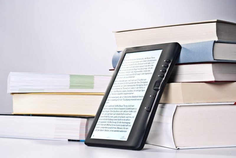 E-Book long form content