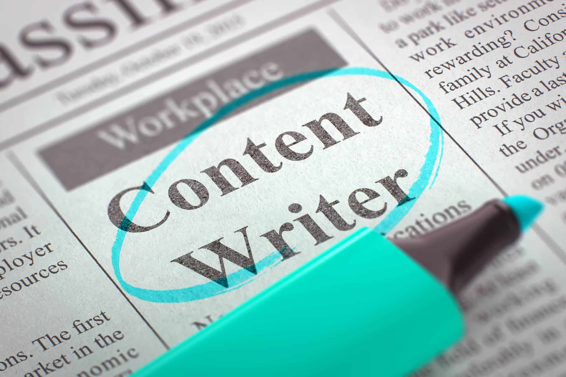 best content writers