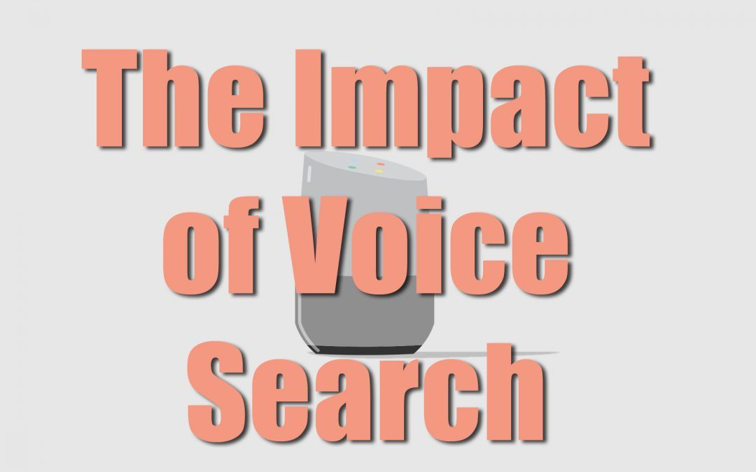 The Changing Face of SEO: The Impact of Voice Search