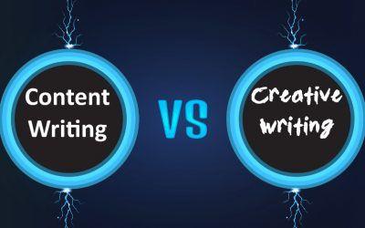 SEO Content Writing vs. Creative Content Writing