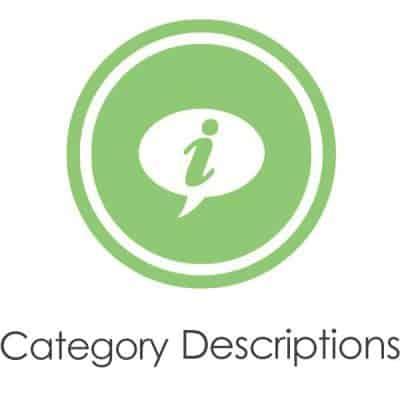 category descriptions2