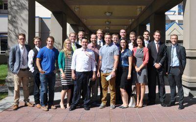 BKA Presents To USU Hunstman School of Business Entrepreneur Club