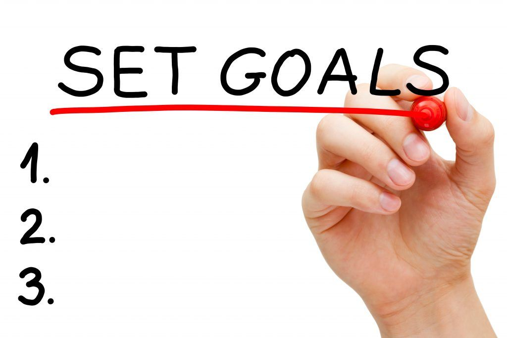9 Qualities of Successful Peoples, set goals
