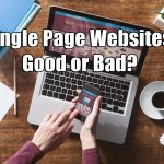 Single Page Websites