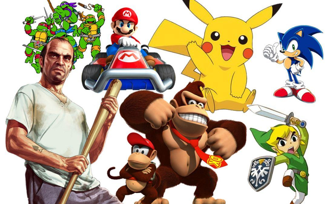 BKA Content's Top 25 Video Games for Video Games Day