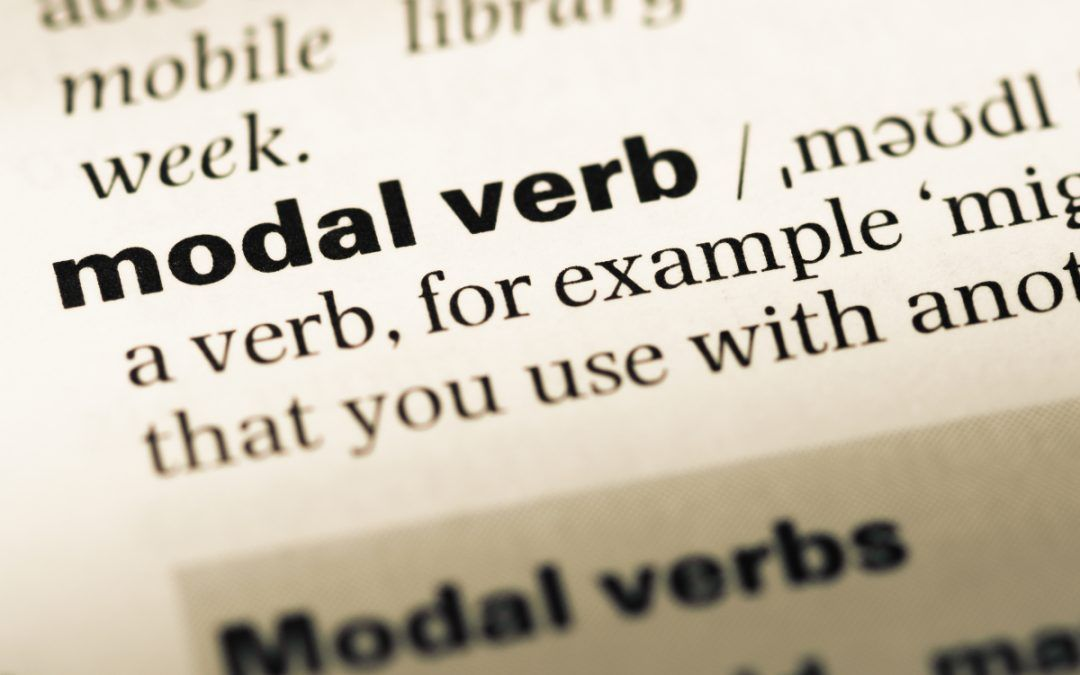 What Are Past Modal Verbs?