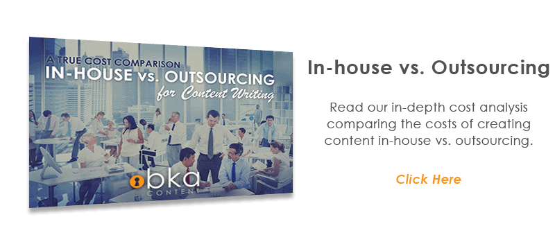 outsource article writing