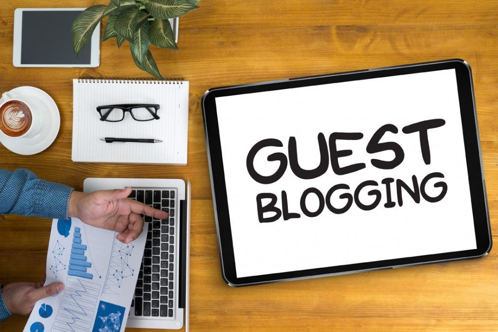 Image result for Guest Blogging Benefits