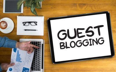 The Many Benefits of Guest Blogging