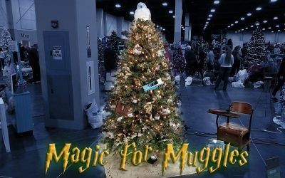 Magic for Muggles – 2017 Festival of Trees