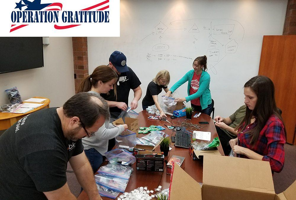 Operation Gratitude – Thanking Every American Who Serves