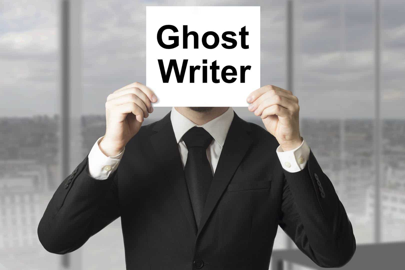 Why You Should Use Professional Ghostwriter Services