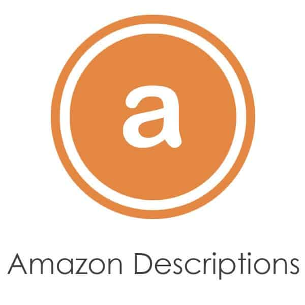 Amazon Product Descriptions