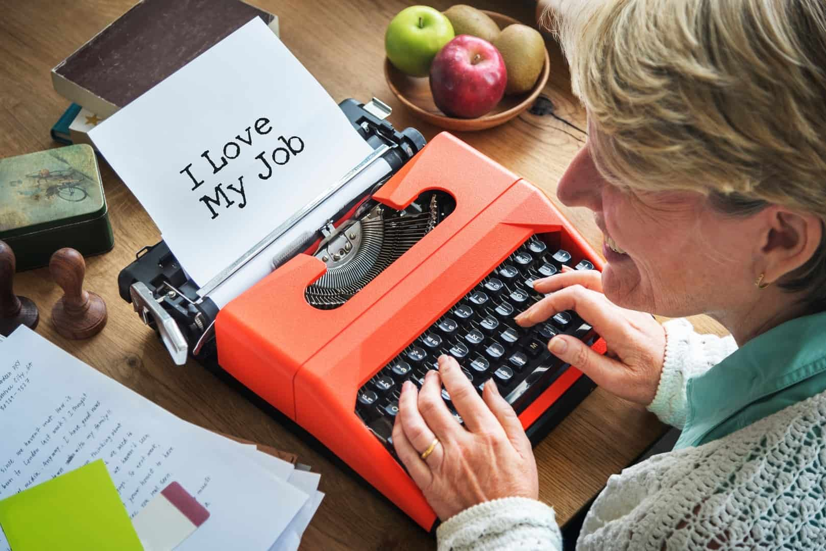 5 Ways To Love Your Job