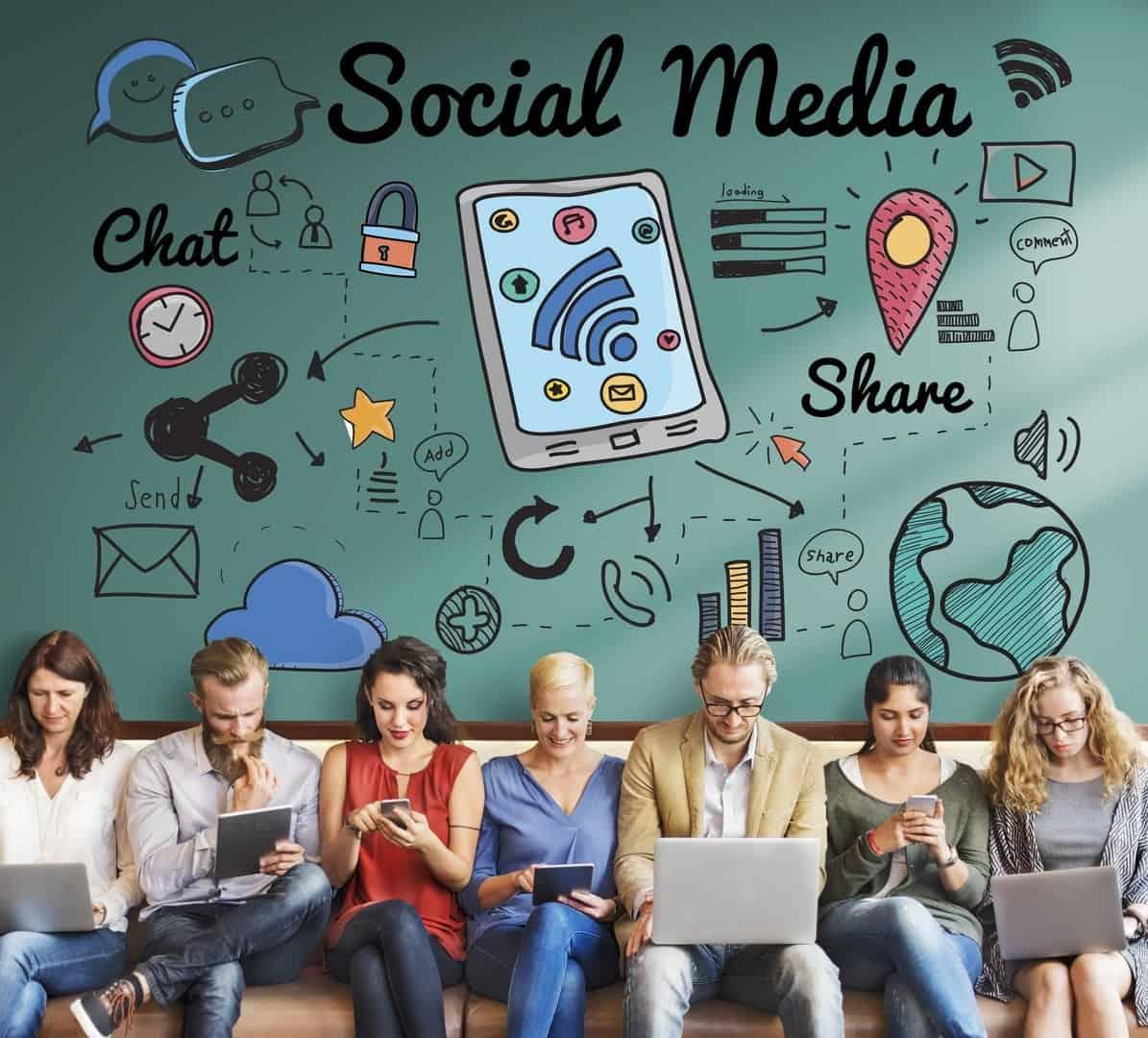 mortgage social media marketing