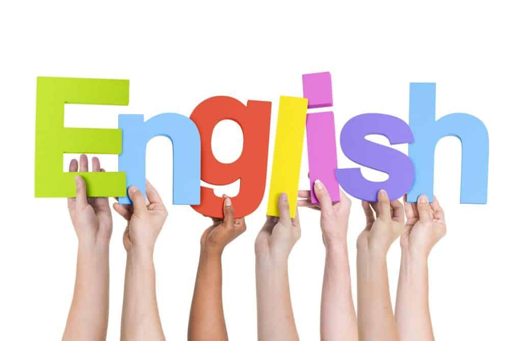 regular verbs in English