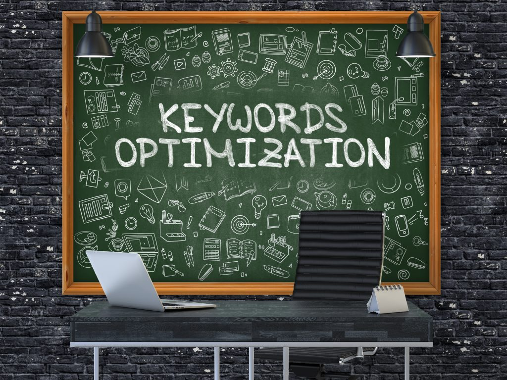 seo keyword writing