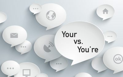 Commonly Confused Words: Your vs. You're