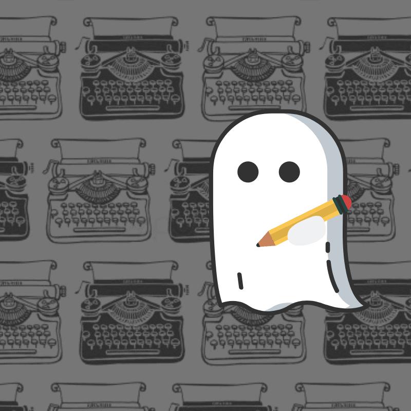 ghostwriter blog