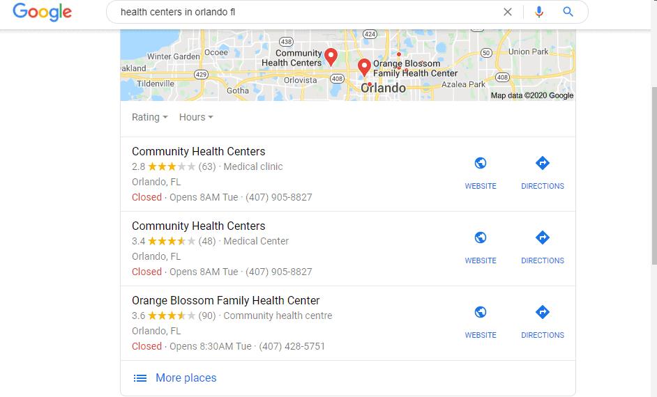 Local SEO for Healthcare