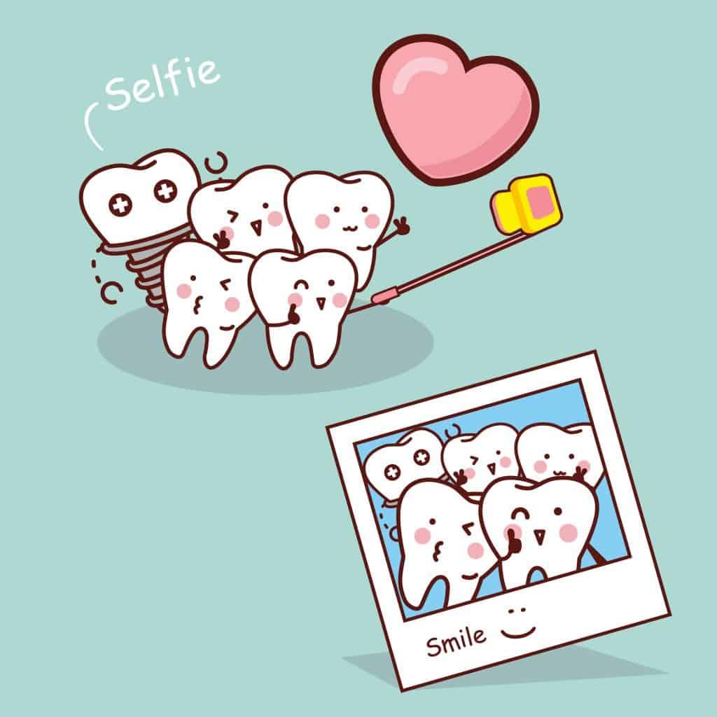dental web content