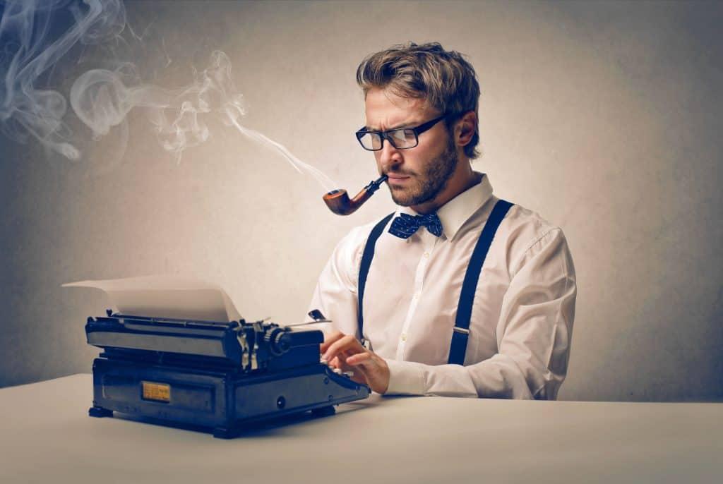 write good website content