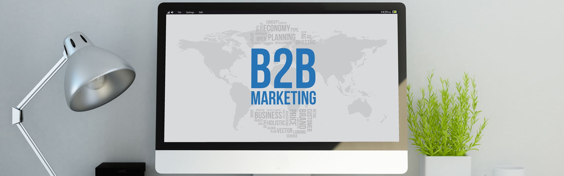 b2b content with a content marketing company