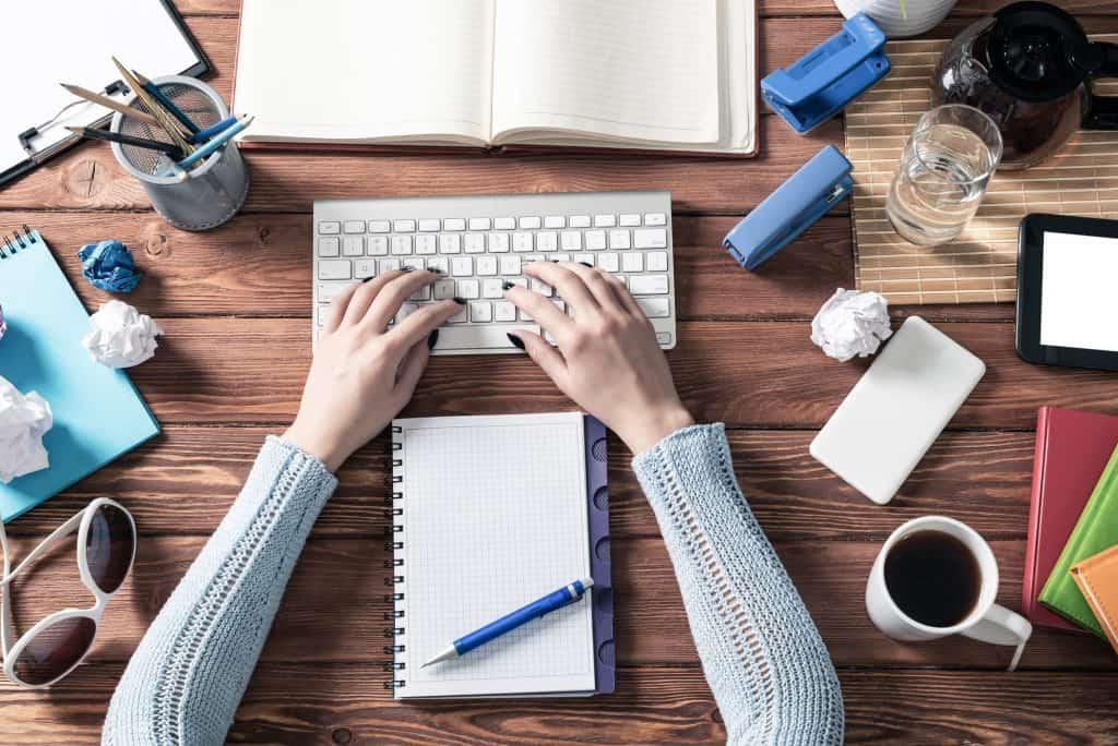 Create original content with SEO copywriting services
