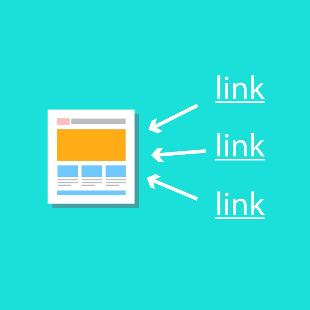 content writing services and link building
