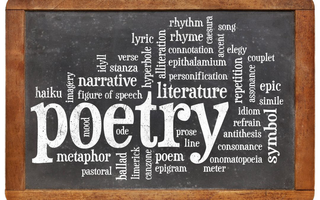 A List of Poetic Devices Defined and Examples of What They Do in Poems