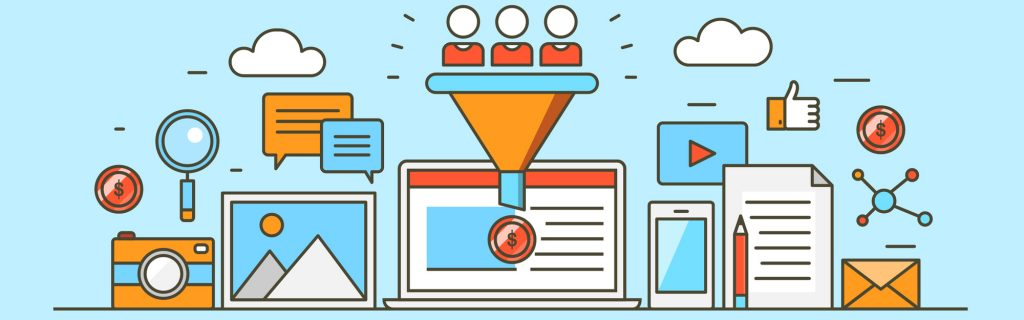 website content writer and the buyer journey