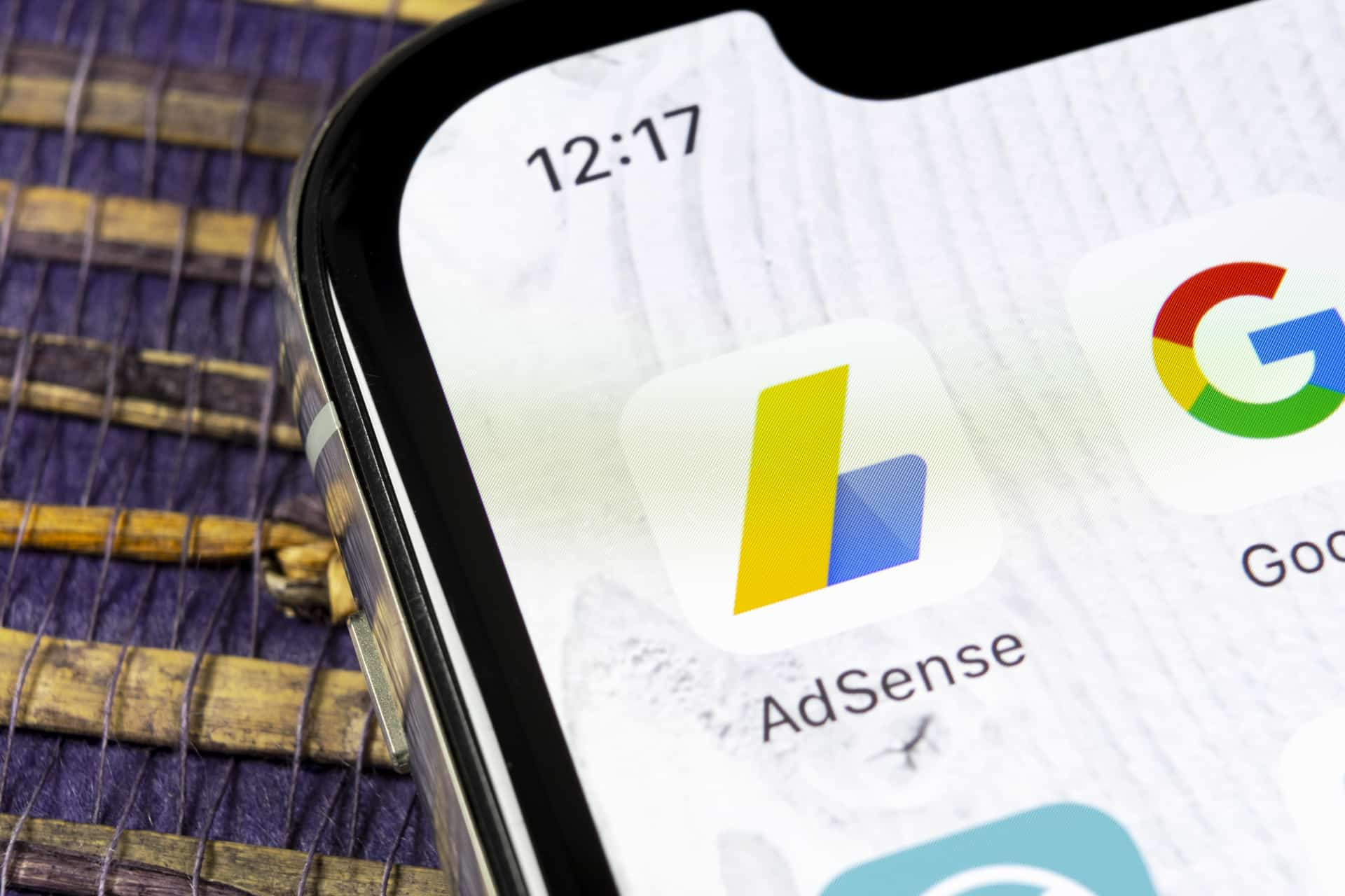 Monetize your blog with AdSense