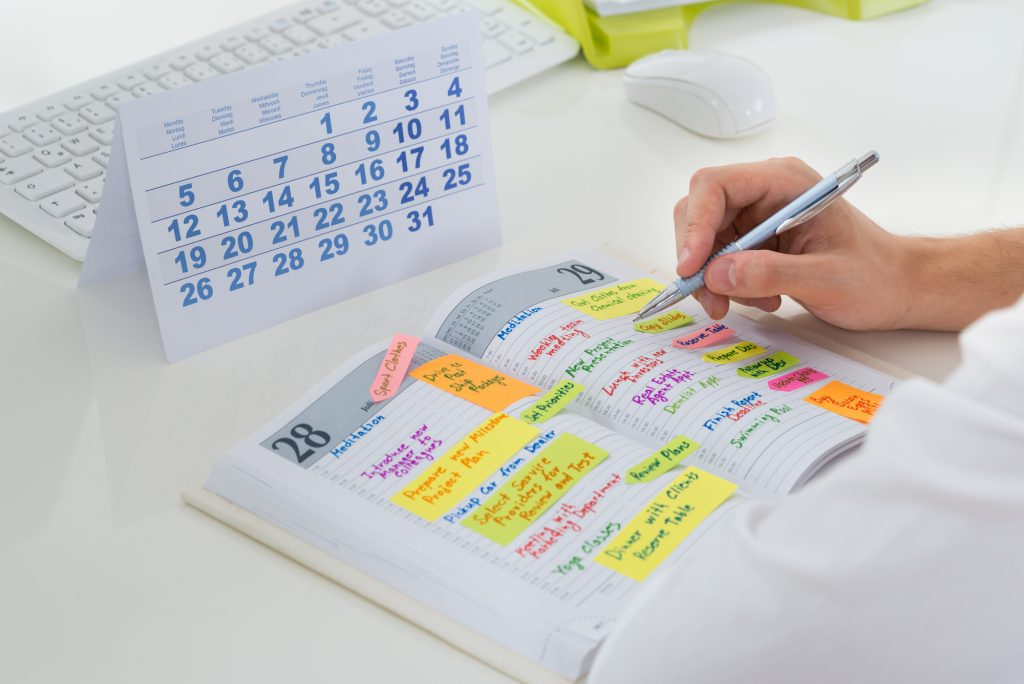 Content calendar for seo blog writing services