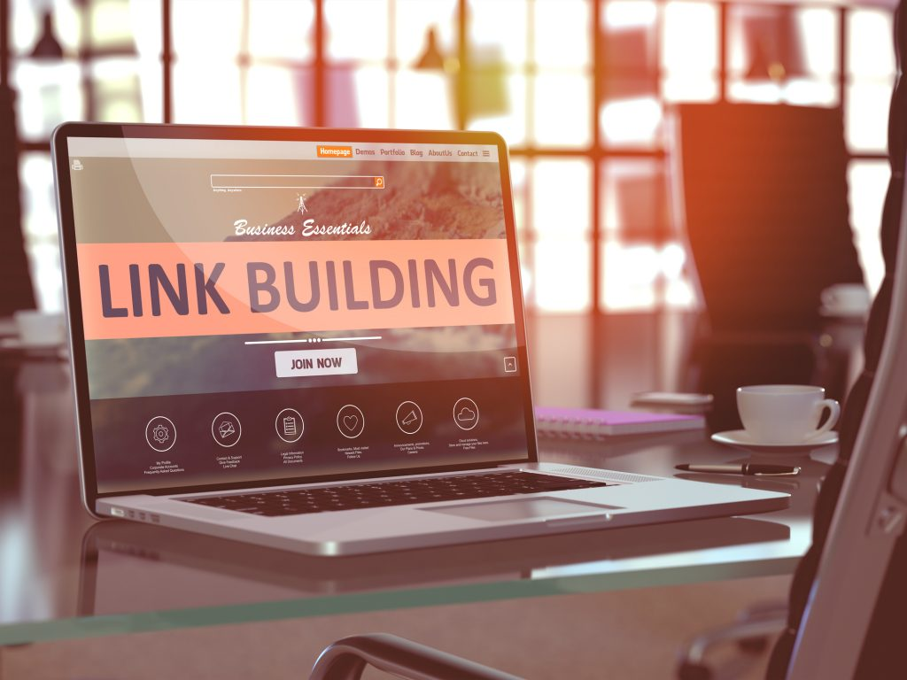 link building policy