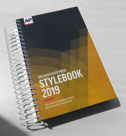 ap style elements of a style guide