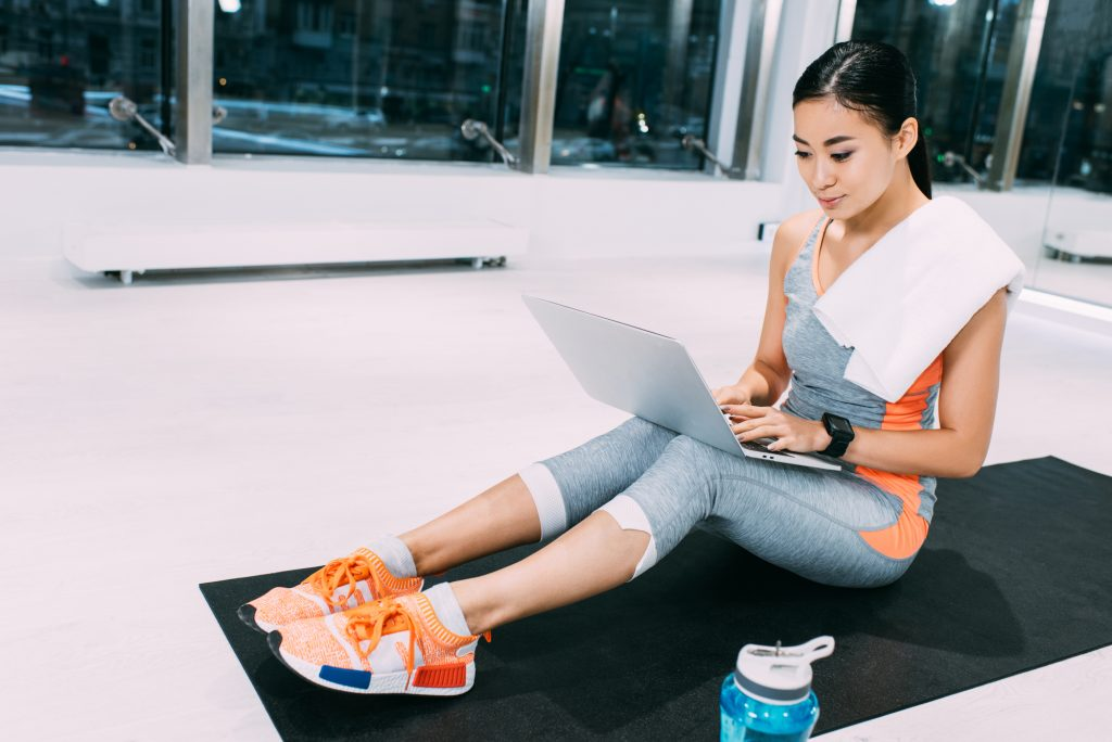 become a freelance health and fitness writer