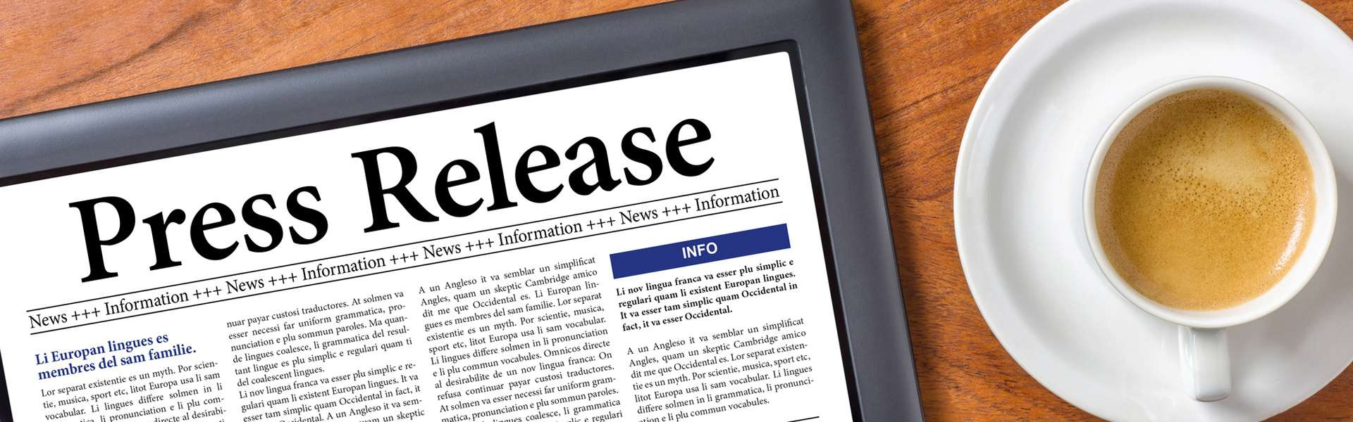 Should you hire a press release writing service